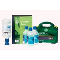 Refill Kit for First Aid and Eyewash Stations