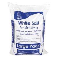 Finest Quality White De-Icing Salt