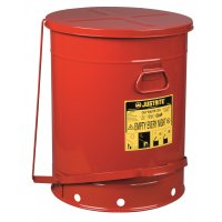 Highly Visible Flammable Liquid Cans for Specific Applications