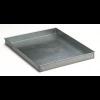 Robust Galvanised Steel Drip Trays