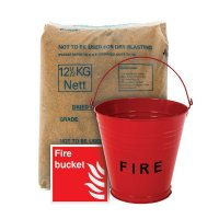 Fire Bucket Kit