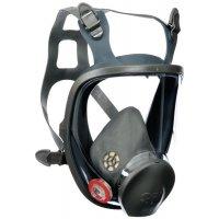 3M 6000 Series Lightweight Full Face Respirator