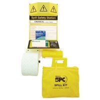 Stocked Spill Safety Stations