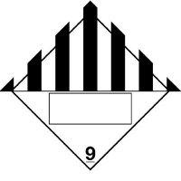 Miscellaneous & 9 - Hazard Warning Diamond Placards