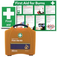 First Aid For Burns Equipment Bundle