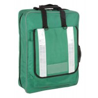 Empty British Standard First Aid Rucksack