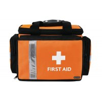 Large Sports Empty First Aid Bag