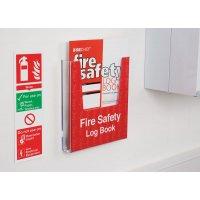 Fire Safety Log Book Holder