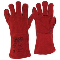 Cat 2 Gauntlet Welding Gloves