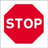 STOP Economy Works Traffic Sign