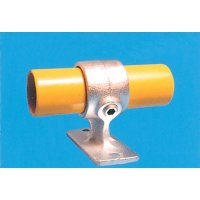 Modular Barrier - Handrail Bracket Galvanised Clamp