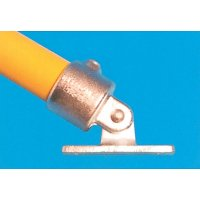 Galvanised Clamps - Swivel Base
