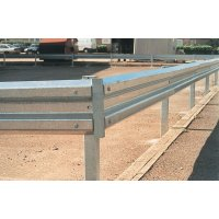 Sectional Steel Barrier