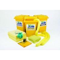 Economy Wheeled Spill Kit