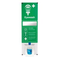Single Bottle Eye Wash Stations