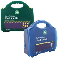 BS First Aid Kit and Eye Wash Bundles