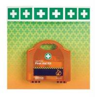 Modular Burns First Aid Mini Stations