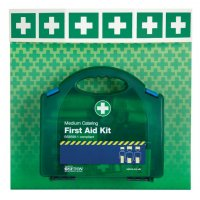 Modular BS Compliant Catering First Aid Mini Stations