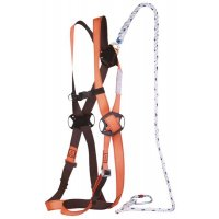 Delta Plus Safety Harness