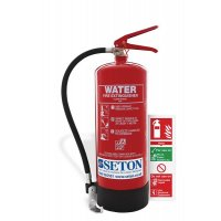 Water Fire Extinguisher Kits