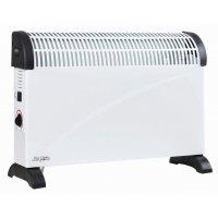 Vertical Floor-Standing or Wall-Mounted Convector Heater