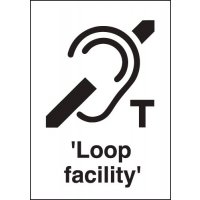 Loop Facility Signs