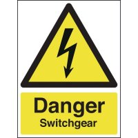 A5 Danger Switchgear
