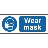 Wear Mask Signs
