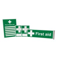 First Aid Signage Kits for Medical Rooms