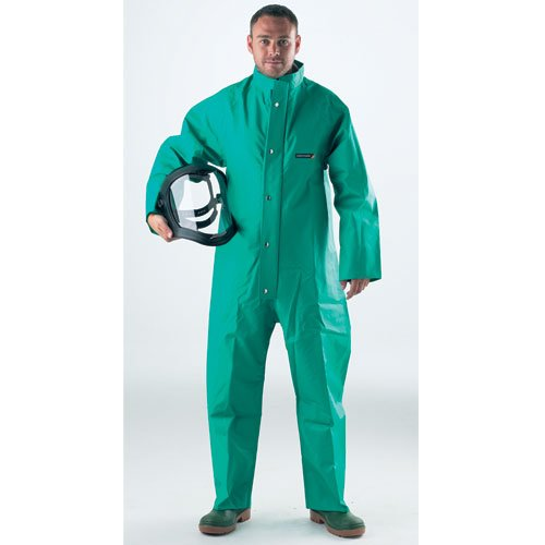 High protection hazardous chemical-resistant clothing from Chemmaster - Personal Protective Equipment (PPE)