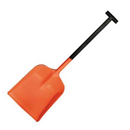 Two Part Car Snow Shovel - Grit Bins & Accessories
