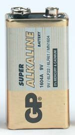 ALKACELL SUPER ALKALINE BATTERIES - Site Safety