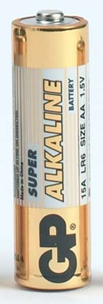 ALKACELL SUPER ALKALINE BATTERIES