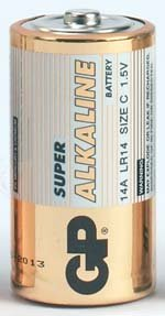 Alkacell Super Alkaline Batteries - SAFETY EQUIPMENT BATTERIES
