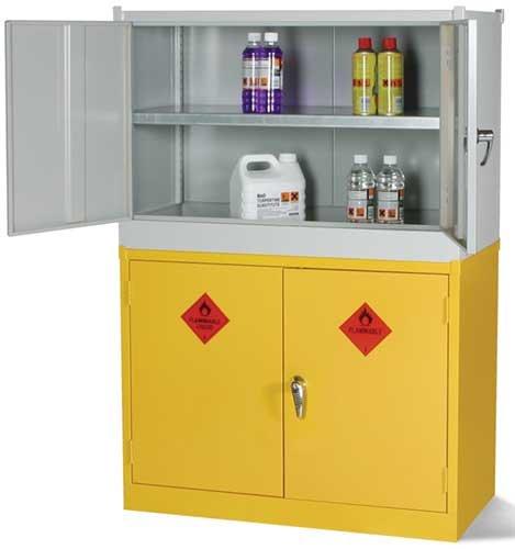 Regulation COSHH Stackable Storage Lockers - 9