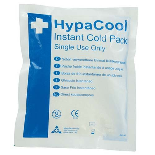 Crushable Instant Cold Pack - Stock Clearance - Everything Must Go!