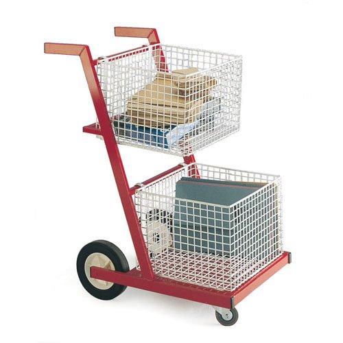 Post Distribution Trolleys - Warehouse Equipment