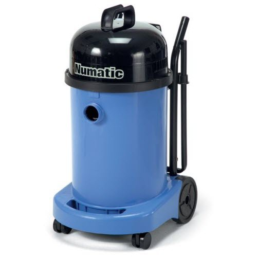 Easy-to-Move Numatic Wet And Dry Industrial Vacuums - 10