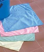 Machine washable microfibre cleaning cloths - Clothes, Dusters & Wipes