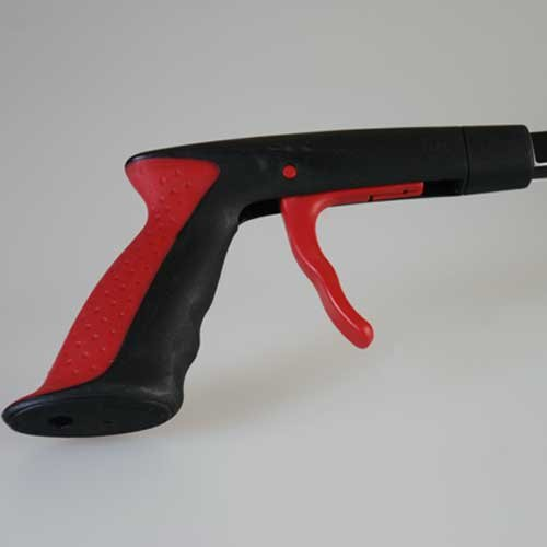 Ergonomic Mechanical Litter Picker Grippers - SITE SAFETY