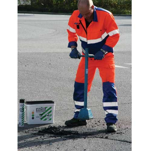Waterproofing Edge Sealant Spray for Instant Pothole Repair - Site Safety