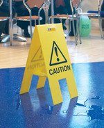 'A' Board Floor Stands - 'A' Boards & Barriers