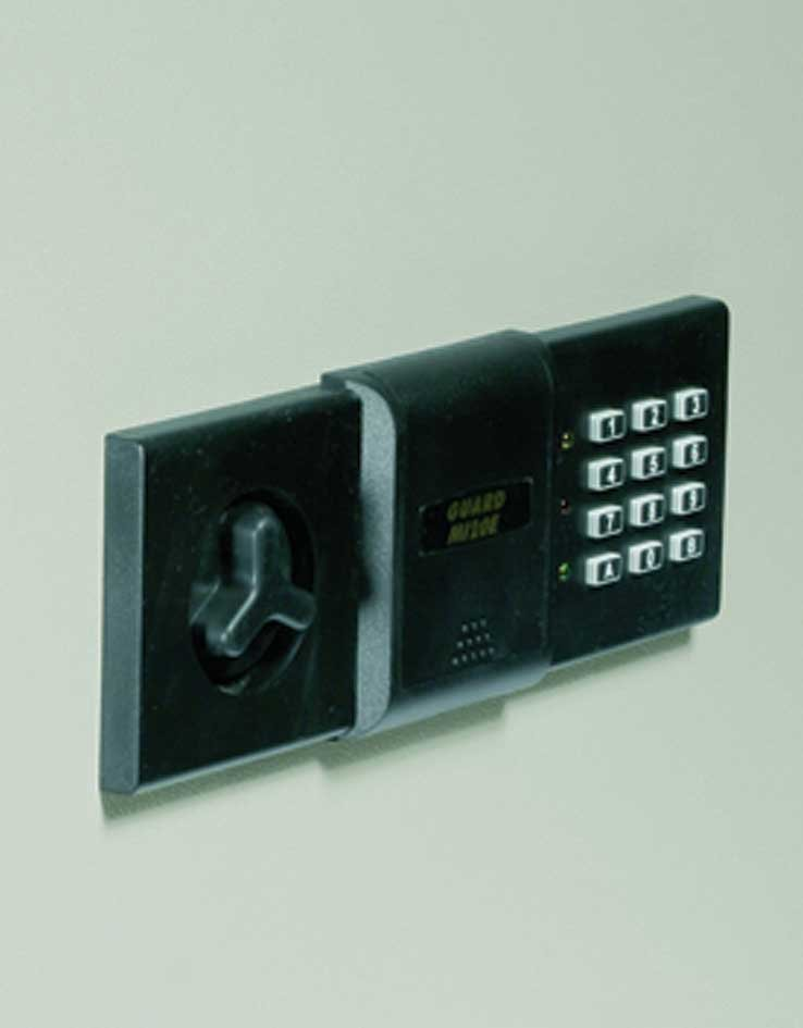 Guard Electronic Safes - SECURITY