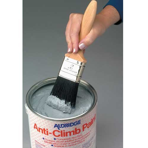 NON-DRYING OIL-BASED ANTI-CLIMB PAINT WITH SIZE AND COLOUR OPTIONS