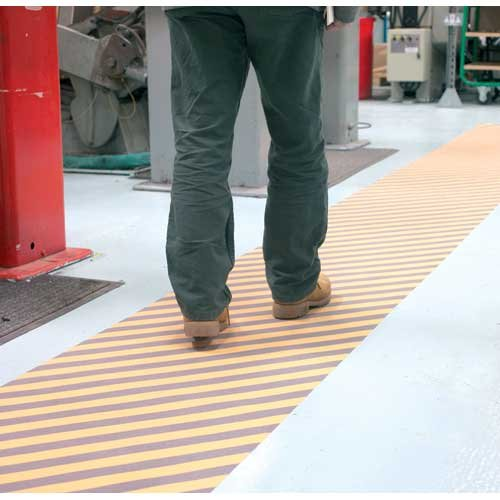 Adhesive non-slip floor mats - Safety & Security Equipment
