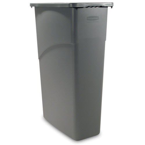Smart, slimline workplace recycling bins