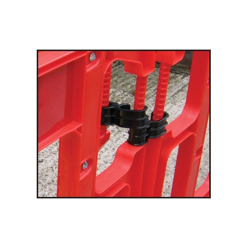 Titan Safety Barrier Hinge Connectors - Barriers & Posts