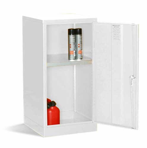 ACID (CORROSIVES) STORAGE CABINETS - COSHH Storage & Accessories