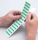 Vinyl Cloth Write-On Labels - Inspection, Quality & Calibration Labels