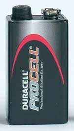 Long lasting Duracell Procell industrial batteries - SAFETY EQUIPMENT BATTERIES